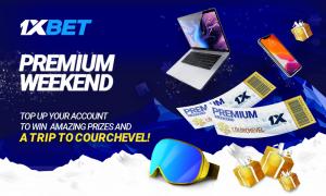 1xbet Premium_Weekend_800x480_EN
