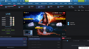 TVBET By 1xBet Offers Money Making Games and Promotions
