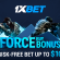 Force Buy Bonus – Bet on eSports and Win with 1xBet