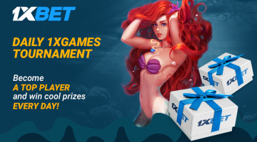 Enjoy 1xGames and Win Outstanding Prizes Daily!