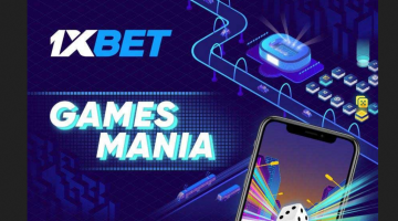games_mania 1xbet