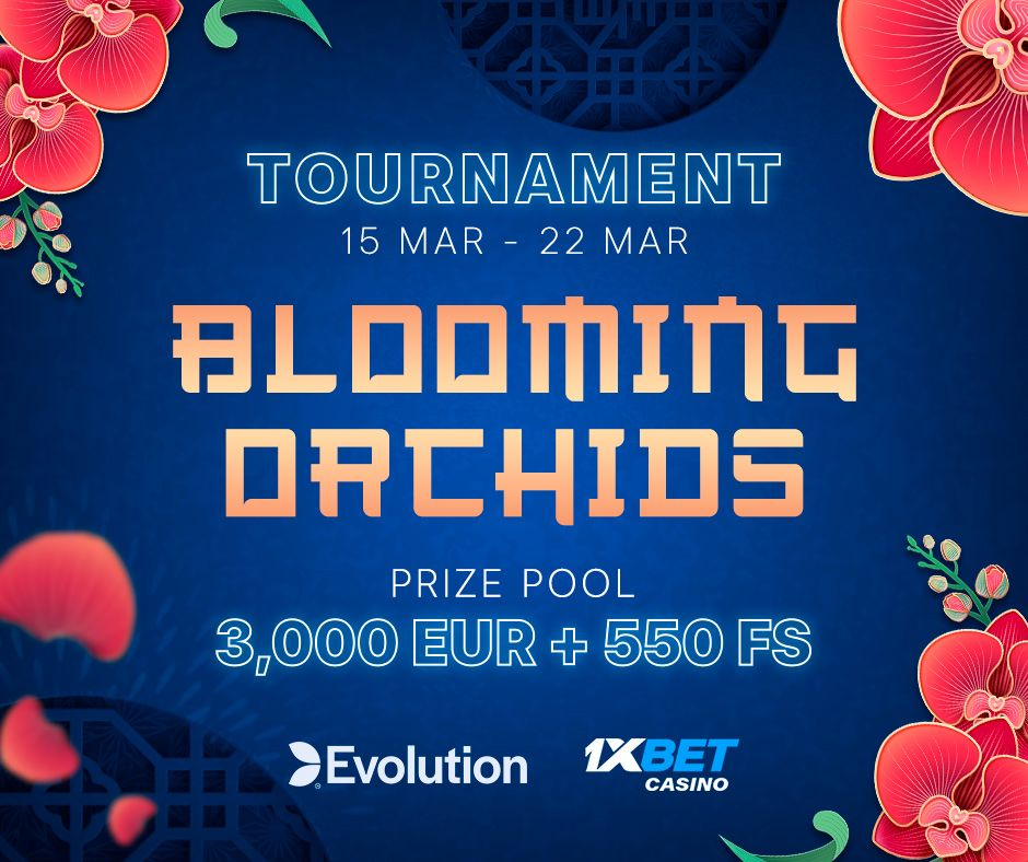 1xBet_blooming_orchids_promo