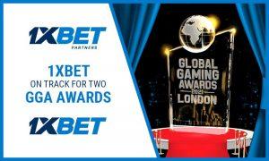 1xbet gaming award
