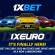1xBet's new promo gives away Lamborghini, Bentley and Jaguar supercars, with a total prize pool of $1 million!